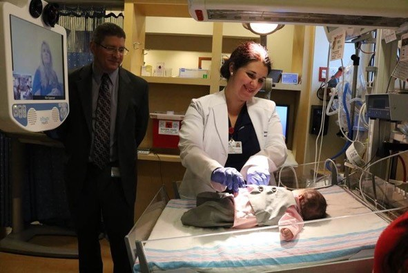 fed8b5b8d1a BSA Hospital has partnered with Cook Children s Medical Center in Fort  Worth to offer telemedicine in the Neonatal Intensive Care Unit (NICU) and  Pediatrics ...