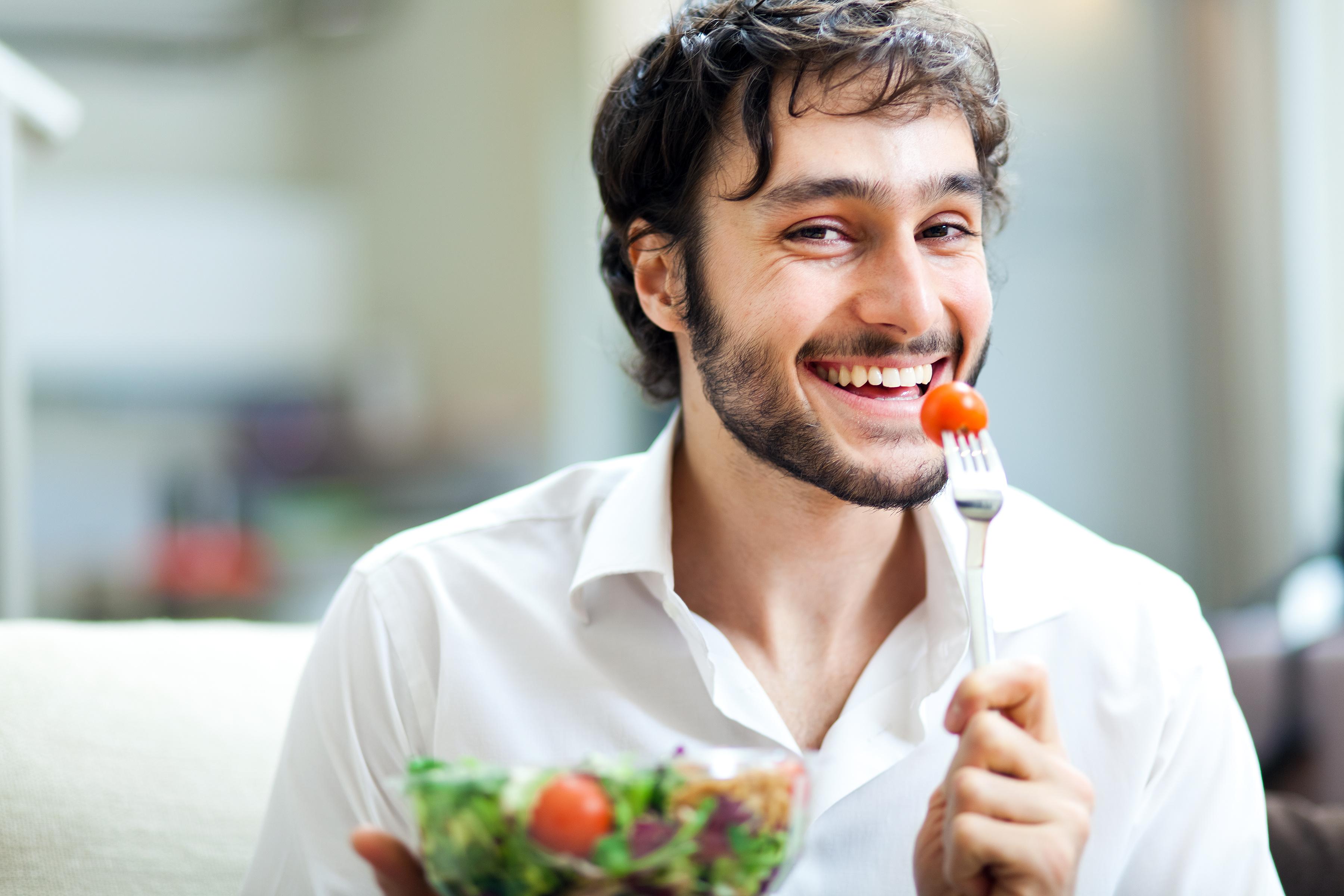 نتيجة بحث الصور عن Man-eating healthy