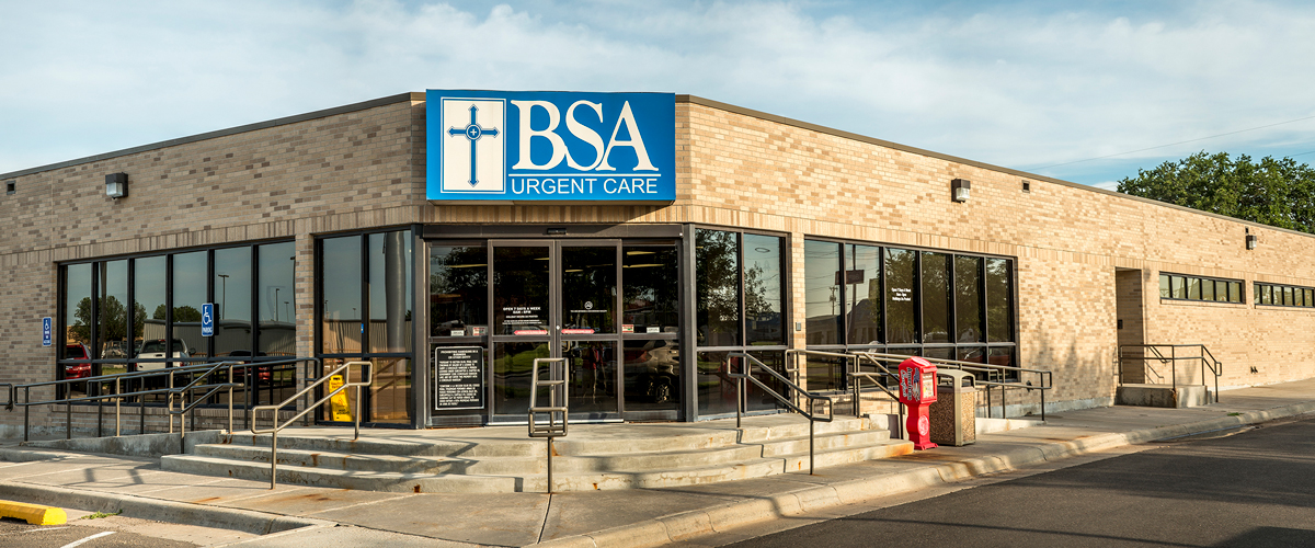 BSA Urgent Care Center
