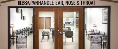 BSA Panhandle Ear, Nose & Throat Entrance